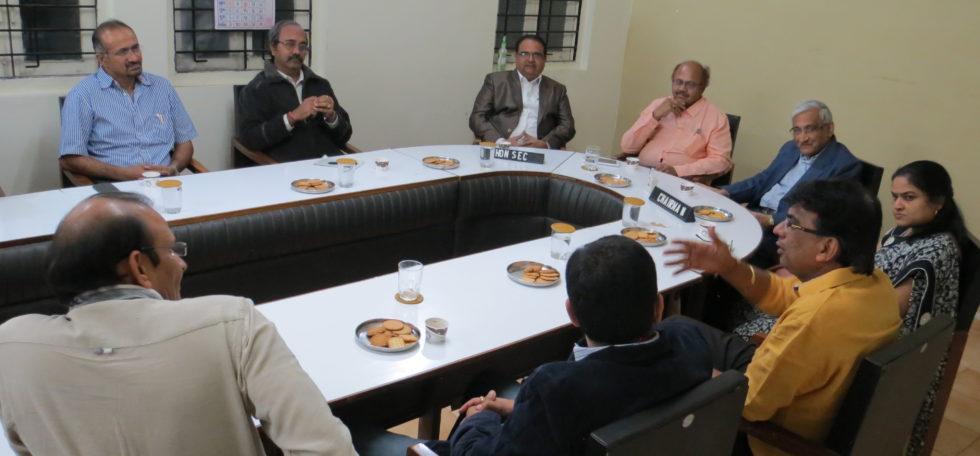 Meeting & Seminar on 30/06/2015