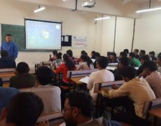 "Expert lecture on ""Transformer and Motor Maintenance"" at SRICT Students Chapter (Electrical)"